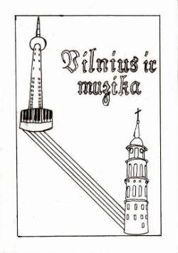 Vilnius ir muzika logo