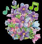 Pavasario spalvos logo