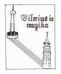 logo Vilnius ir muzika