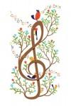 LOGO susirade smuiko rakta