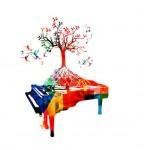 Kalėdinis muzikos sodas