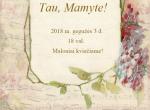 Logo Tau, Mamyte